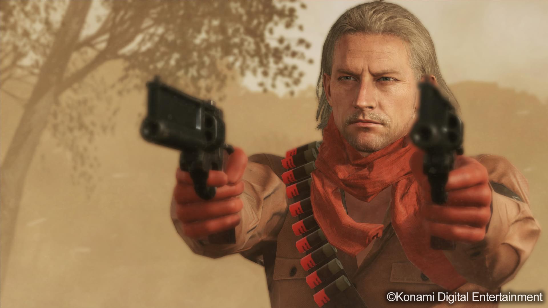 Ação, furtividade e muitas loucuras no 1º trailer de Metal Gear Online