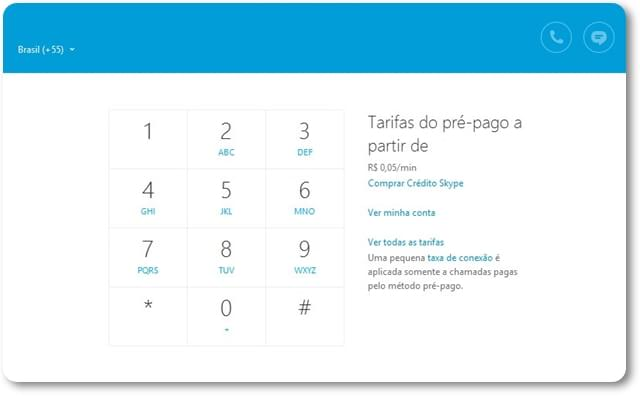 Skype - Imagem 3 do software