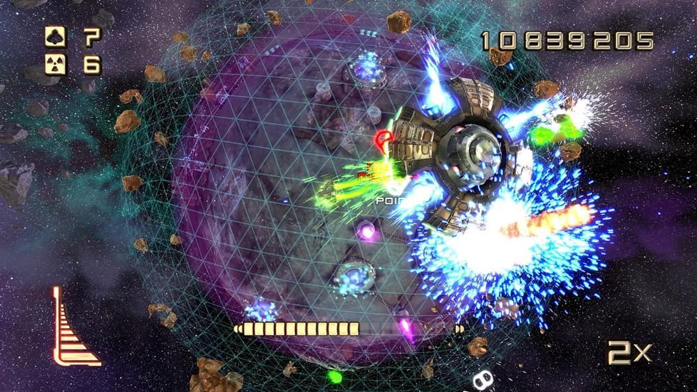 Super Stardust Ultra deve chegar ao PS4 no início de 2015
