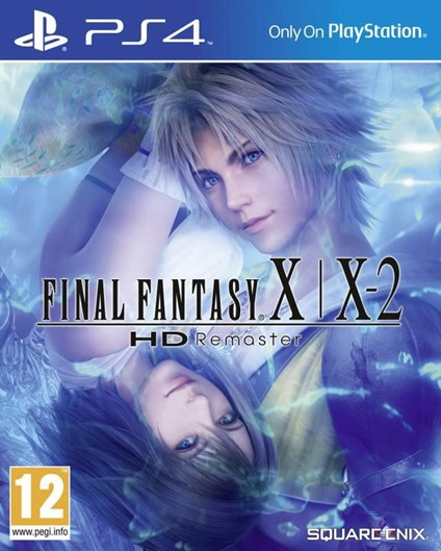 Square vai lançar Final Fantasy X / X-2 HD Remaster no PS4 em 2015 [rumor]