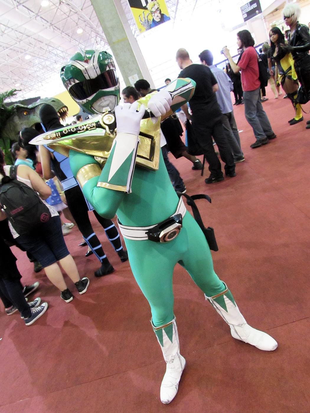 Dominando o evento: confira nossa galeria com mais de 100 cosplays da CCXP