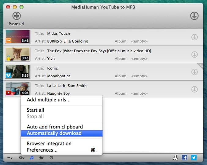 descargar gratis free youtube mp3 converter ultima version