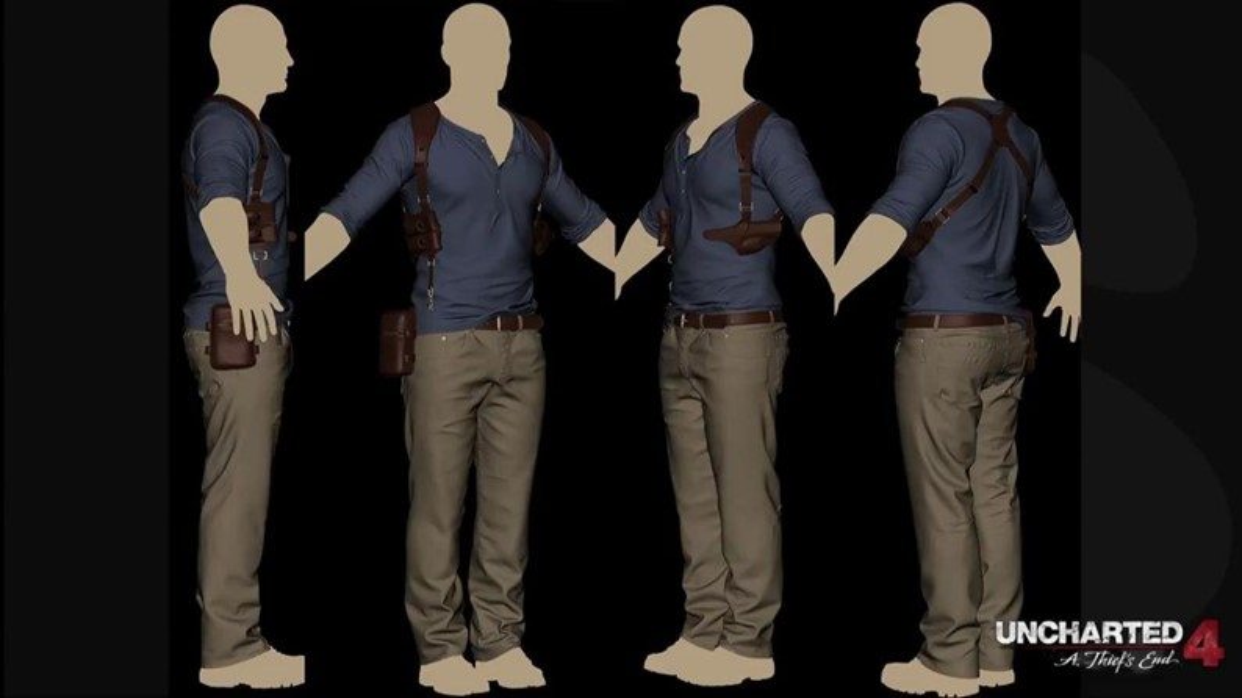 Naughty Dog fala sobre os gráficos de Uncharted 4 [vídeo/imagens]