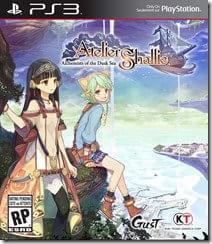 Atelier Shallie and Atelier Ayesha Plus