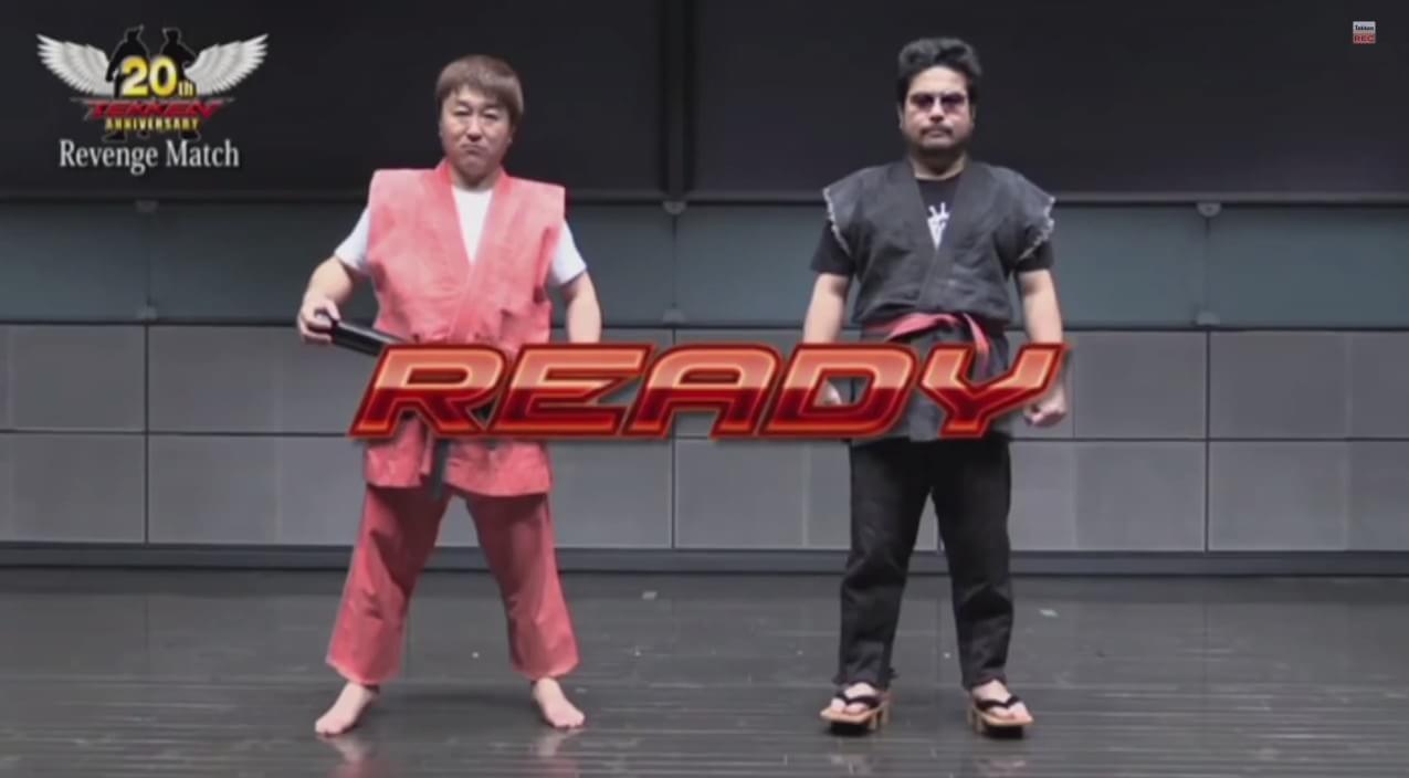 Street Fighter x Tekken: produtores se enfrentam em competições hilárias