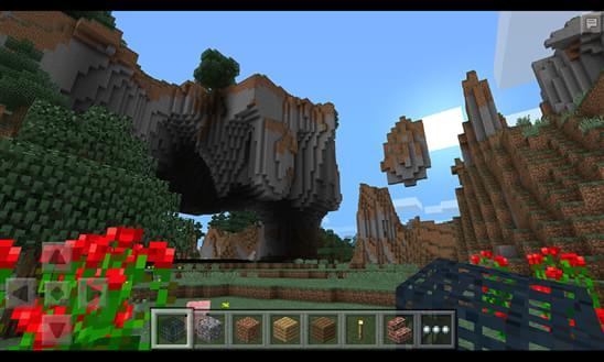 Minecraft é um jogo sobre blocos e aventuras. Jogue a maior atualização do  Minecraft: Pocket Edition até hoje! É a revolução de uma geração.