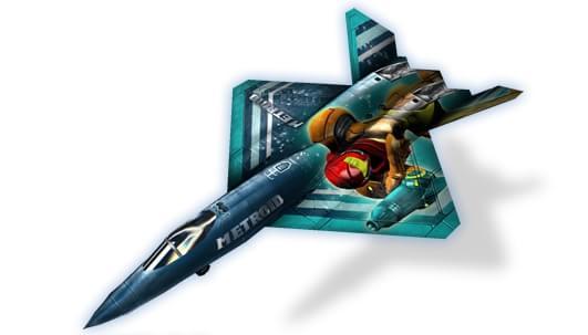 Amiibos liberam skins de aviões em Ace Combat: Assault Horizon Legacy Plus