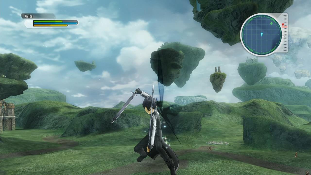Veja as primeiras fotos de Sword Art Online: Lost Song para PS3 e PS Vita
