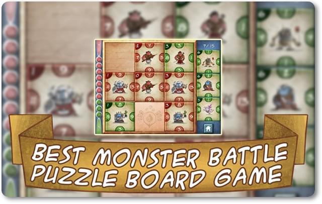Kaboom Monsters - Imagem 1 do software