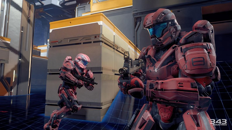 Novas Screenshots de Halo 5: Guardians