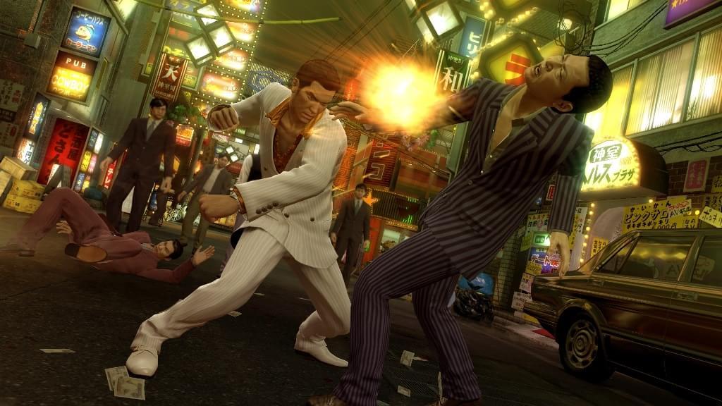 Exclusivo da Sony, Yakuza Zero ganha novas imagens [vídeo]
