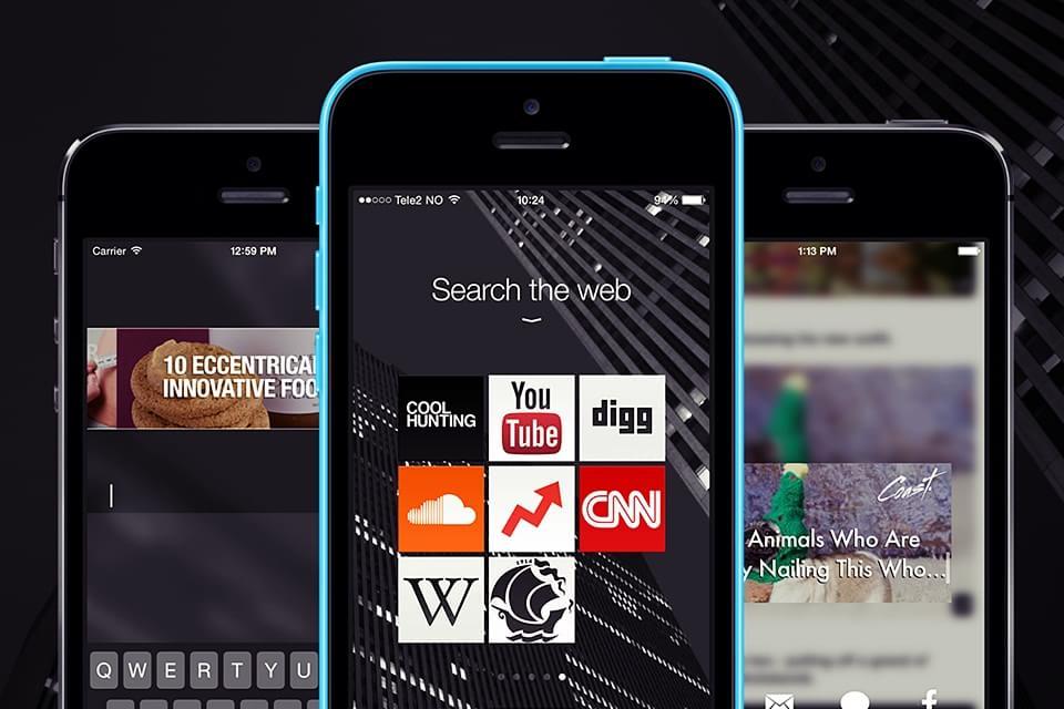 Navegação rápida e acesso a conteúdo são destaques de update do Opera Coast