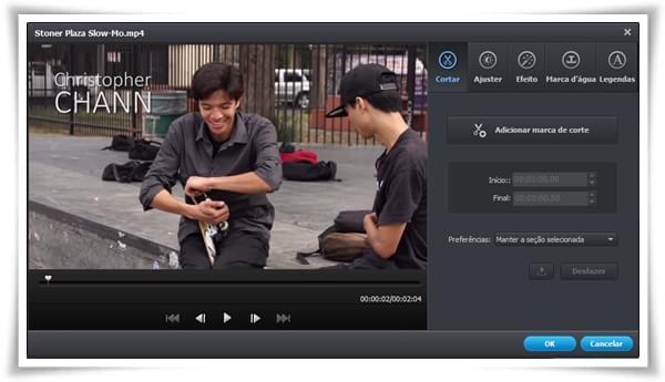 Wondershare Video Converter Ultimate - Imagem 3 do software