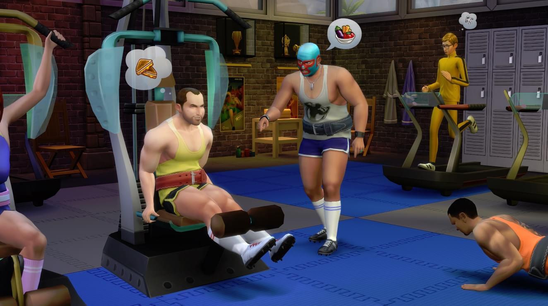 The Sims 4 ganha pacote natalino e carreiras de empresário ou esportista