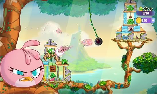 Angry Birds Stella - Imagem 1 do software