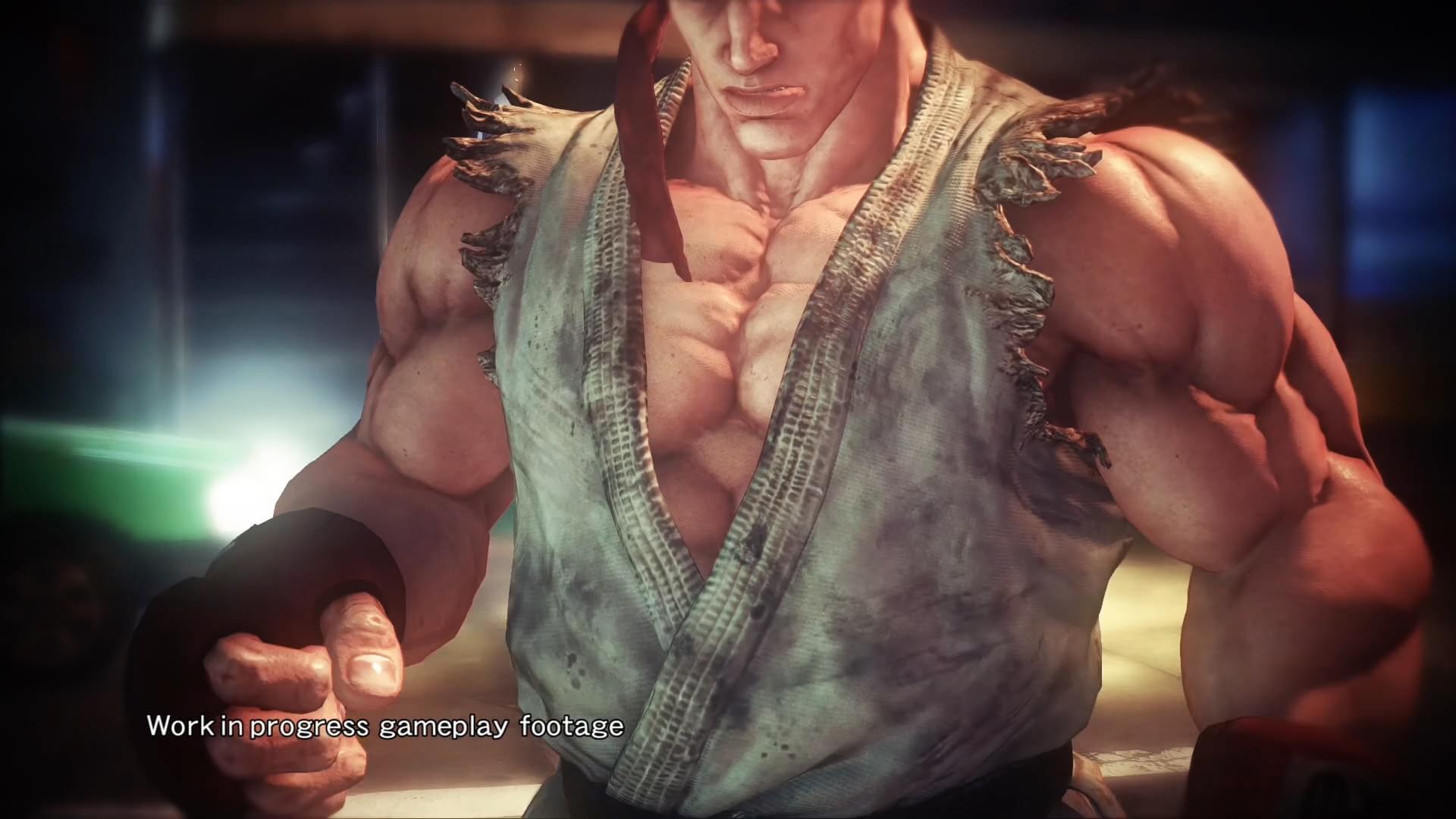 Street Fighter V está sendo construído com o Unreal Engine 4 [imagens]