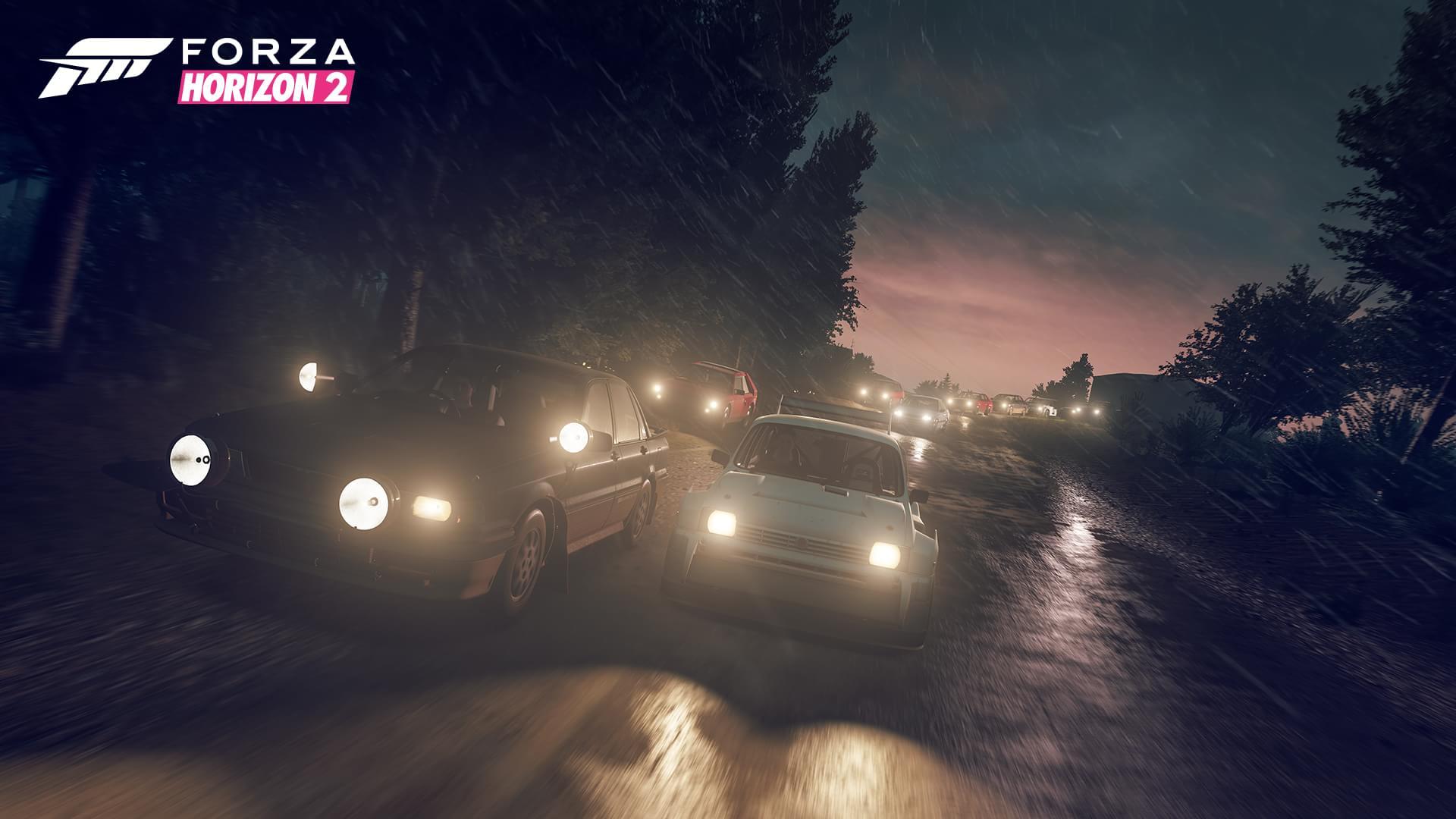 Confira trailer de Forza Horizon 2: Storm Island