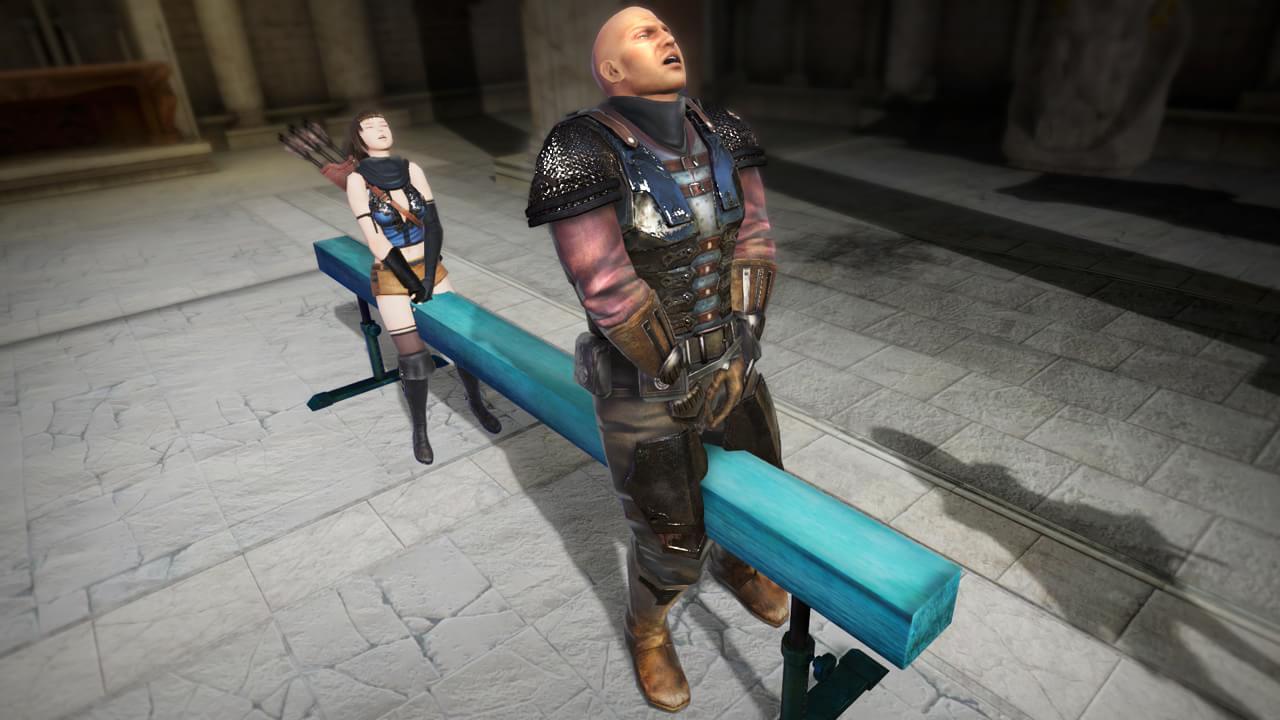 Primeiras screenshots de Deception IV: Another Princess
