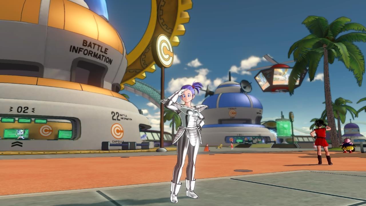Novos personagens são confirmados em Dragon Ball: Xenoverse