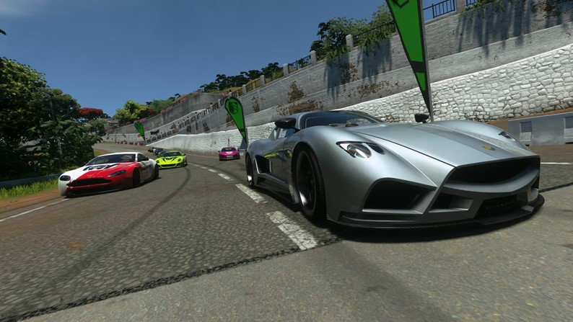 DriveClub: carro inédito gratuito e vídeo com as atualizações já lançadas