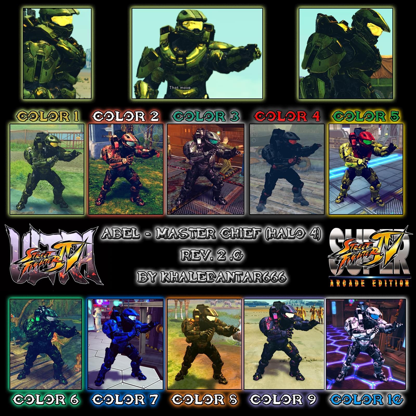 Link, Homem-Aranha e até Bayonetta: modder cria skins incríveis para USF IV