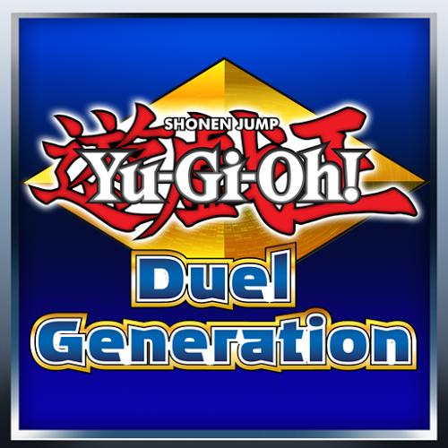 Logo Yu-Gi-Oh! Duel Generation ícone