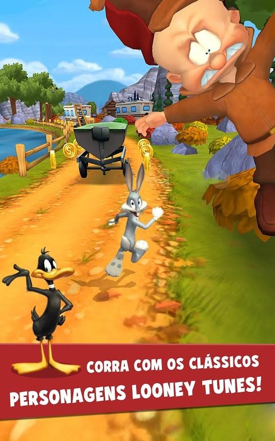 Looney Tunes Dash! - Imagem 1 do software