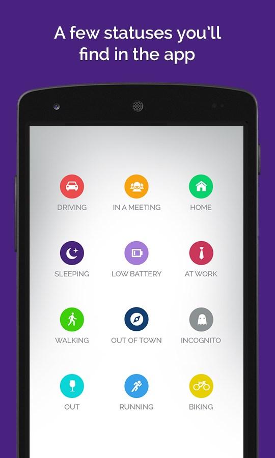 Status - auto status updates - Imagem 1 do software