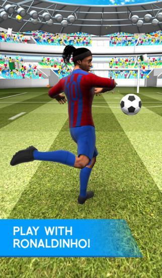 Ronaldinho Super Dash - Imagem 1 do software