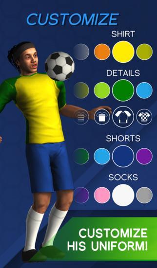 Ronaldinho Super Dash - Imagem 2 do software