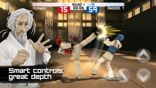 Taekwondo Game Global Tournament - Imagem 1 do software