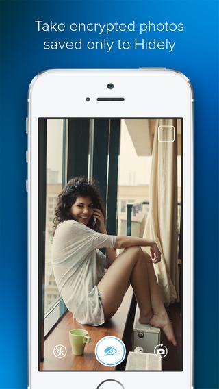 Hidely: Secret Camera | Private Photo Gallery - Imagem 1 do software