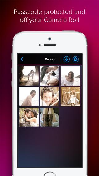 Hidely: Secret Camera | Private Photo Gallery - Imagem 2 do software