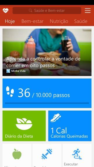 MSN Saúde e Bem-estar - Imagem 1 do software