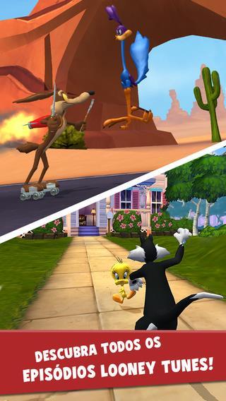 Looney Tunes Dash! - Imagem 2 do software