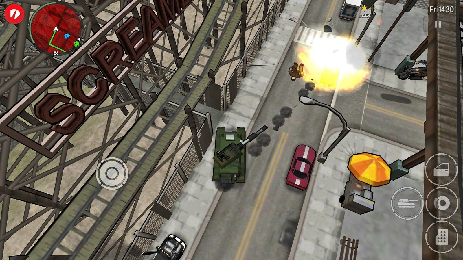 Trucos GTA Chinatown Wars - Códigos Iphone, Android, NDS y ...