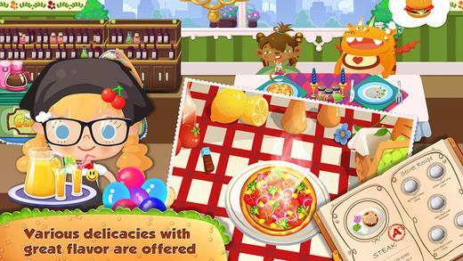 Candy`s Restaurant - Imagem 1 do software