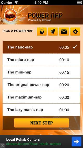 Power Nap-Plus - Imagem 1 do software