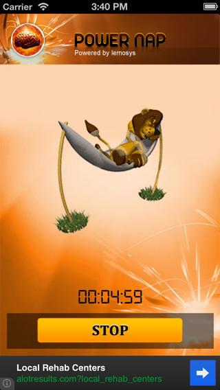 Power Nap-Plus - Imagem 2 do software