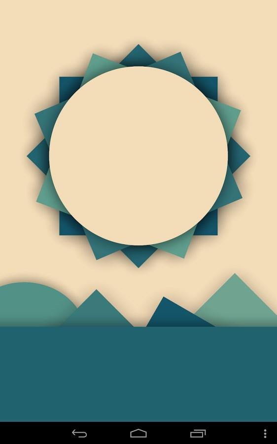 Minima Live Wallpaper - Imagem 1 do software