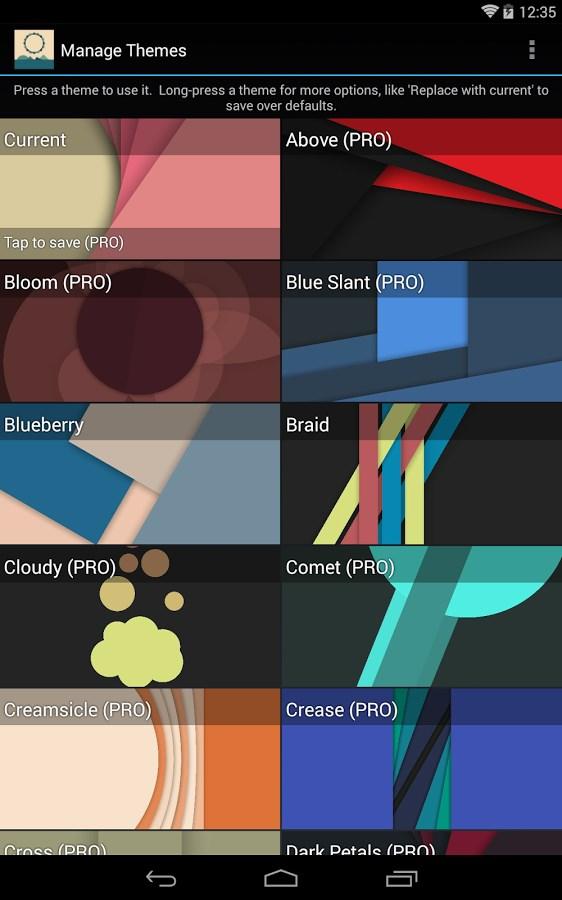 Minima Live Wallpaper - Imagem 2 do software