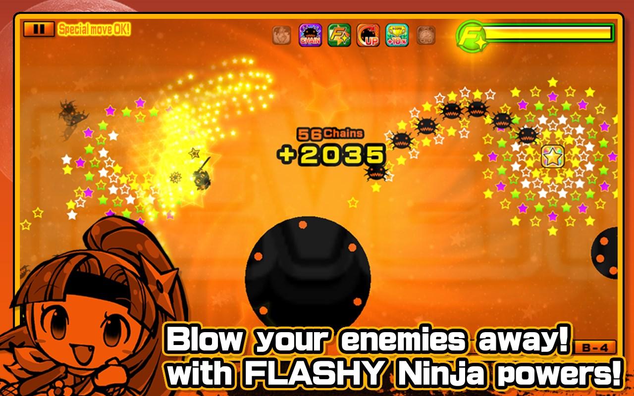 Mr.Ninja!! Fever - Imagem 1 do software