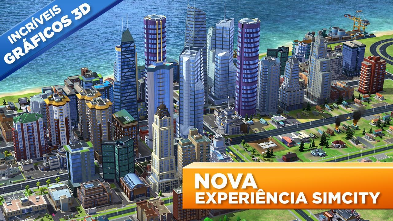 SimCity BuildIt - Imagem 1 do software