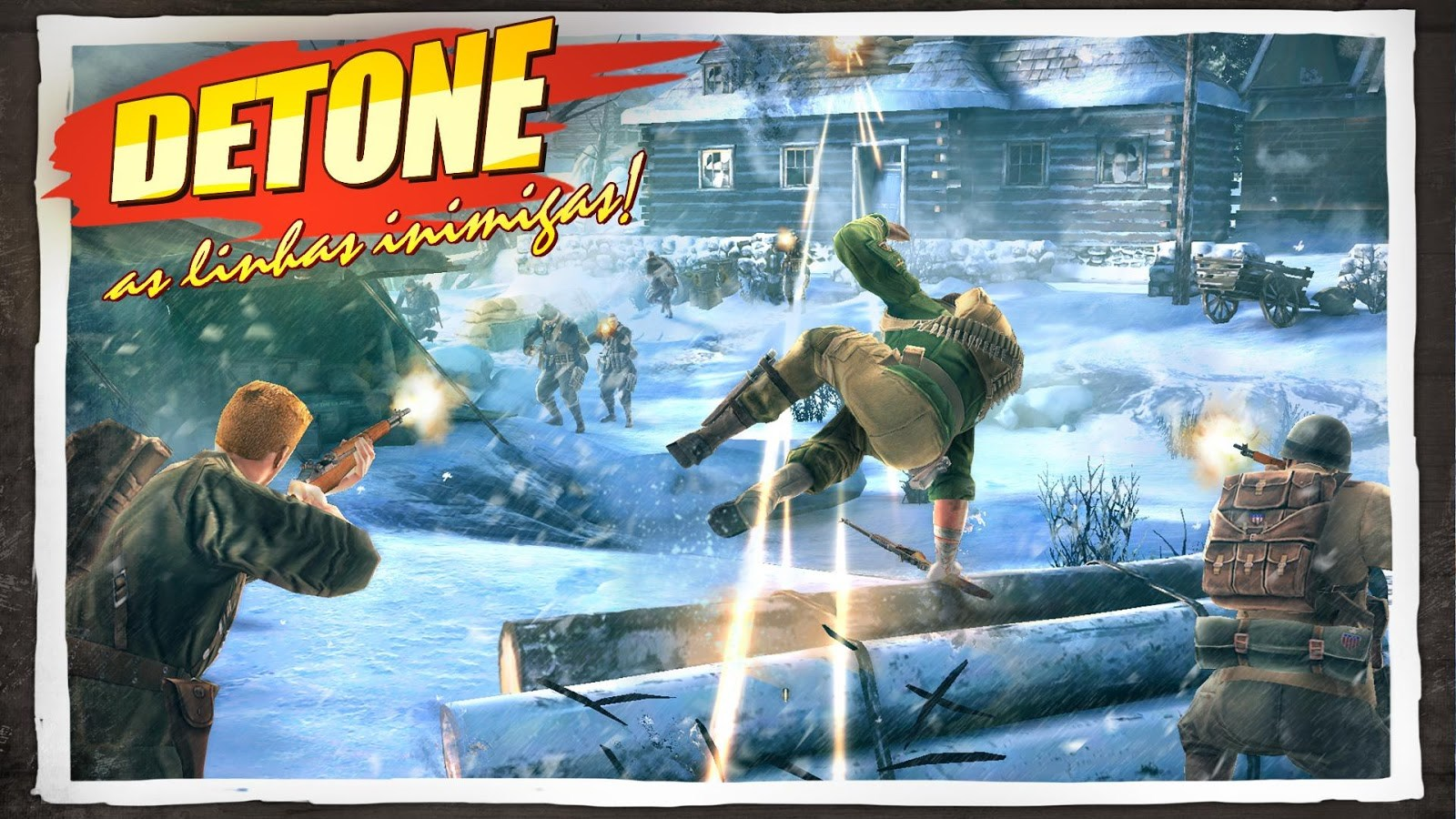 Brothers in Arms 3: Sons of War - Imagem 1 do software