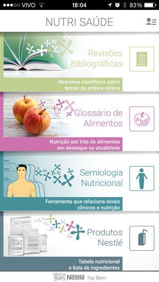 Nutri Saúde - Imagem 1 do software