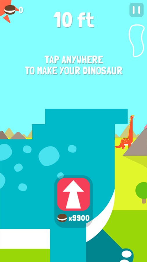 Dino Tower - Imagem 1 do software