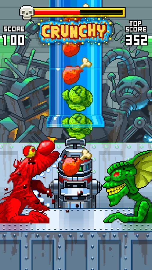 Monster Feeder - Imagem 1 do software