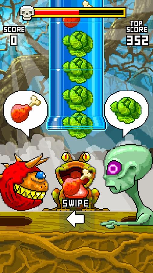Monster Feeder - Imagem 2 do software