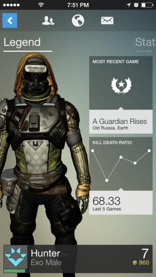 Destiny Companion - Imagem 1 do software