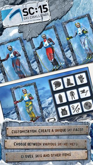 Ski Challenge 15 - Imagem 2 do software